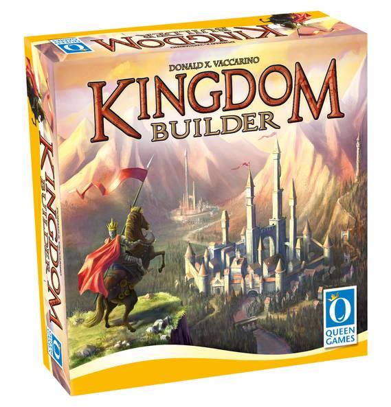 Kingdom Builder (Brett-)Spiel des Jahres 2012 - Galeria Kaufhof