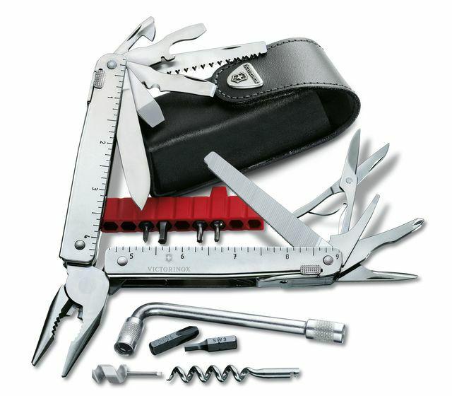 [Amazon] Victorinox Swiss Tool X Plus