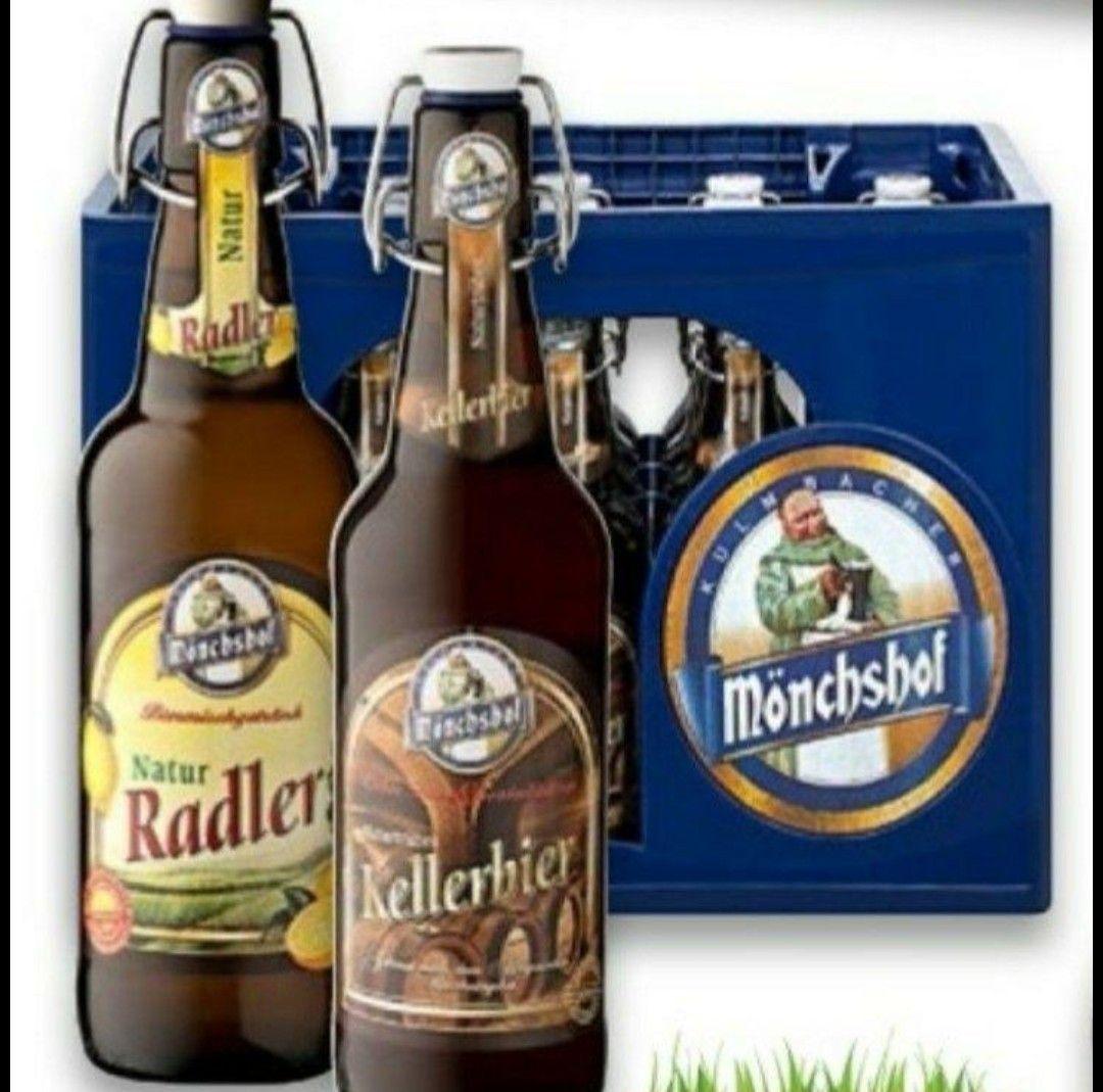 Mönchshof Kellerbier oder Radler 20x0,5l ++ Lays Bugles für nur 0,88€