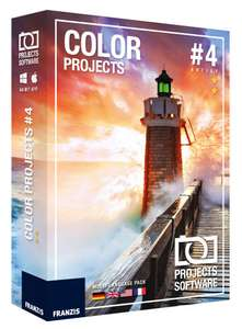 Franzis COLOR Projects 4 - Kostenlose Software