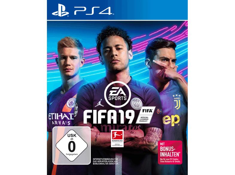 [MediaMarkt] Nur am 11. Juni > FIFA 19 (PS4) für 19 Euro. Battlefield 5, Anthem, Call of Duty Black Ops (lokal Lingen, Meppen, Nordhorn)