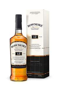 Bowmore 12 Jahre 40% 0,7l Single Malt Whisky