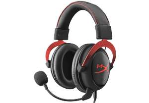 Kingston HyperX Cloud II Gaming Headset rot