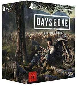 Days GoneCollector's Edition (PS4) [Amazon]