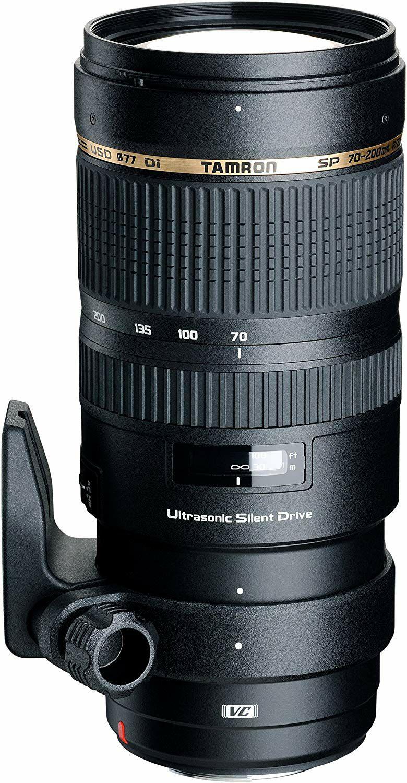 Amazon Prime: Tamron SP 70-200mm F/2.8 Di USD Telezoom-Objektiv für Sony