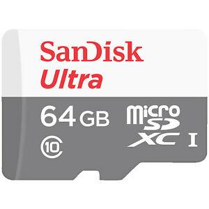 [Ebay-Saturn] SANDISK Ultra® microSDXC™, Speicherkarte, 64 GB für 10,-€
