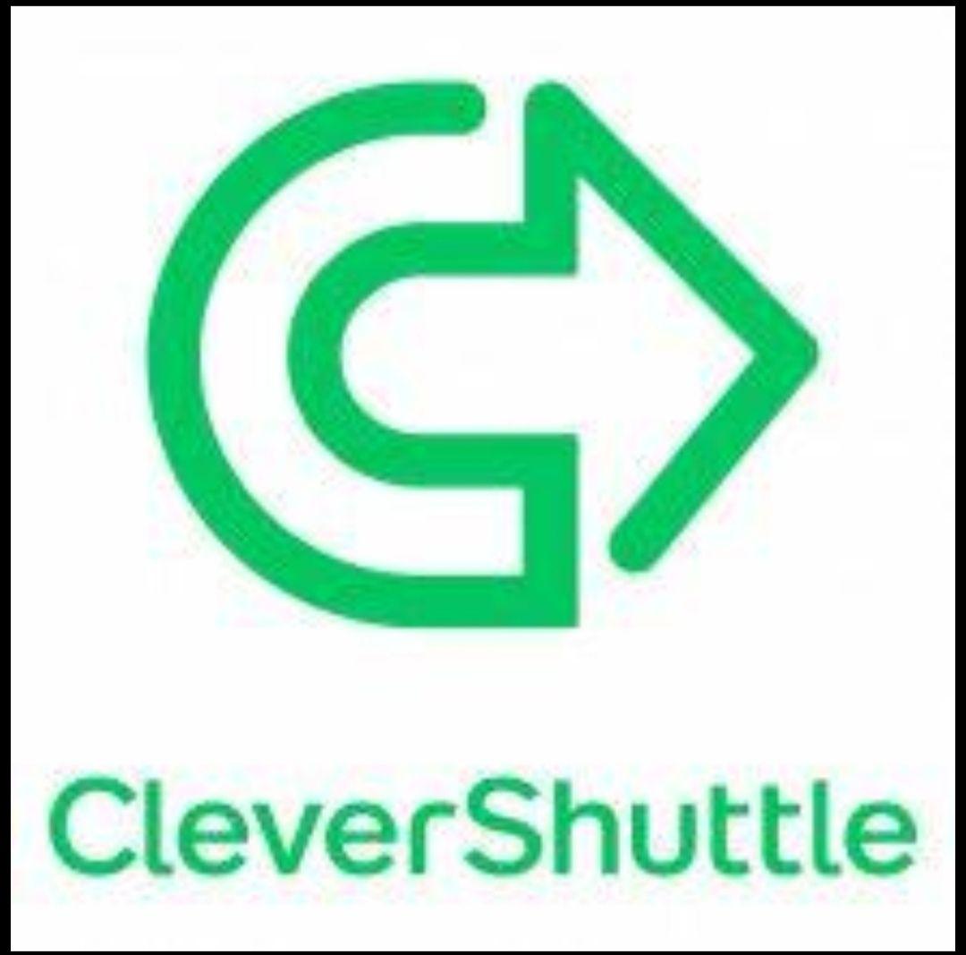 Clevershuttle 15 Euro Startguthaben (Neukunden)