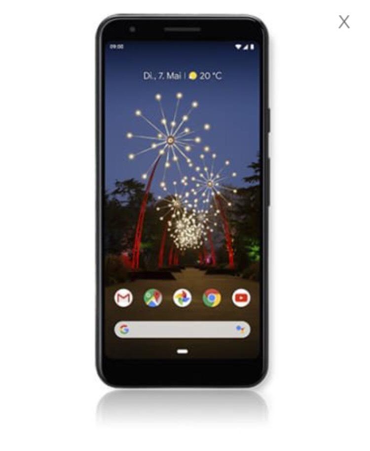 Google Pixel 3A für 19,99 € mtl. Allnet-Flat, SMS-Flat, mobilcom-debitel Telefonica (effektiv Preis interessant)