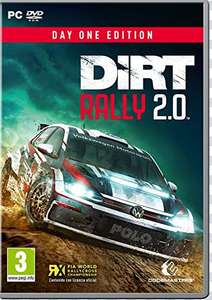 Dirt Rally 2.0 Day One Edition (PC) für 20,95€ (Amazon ES)