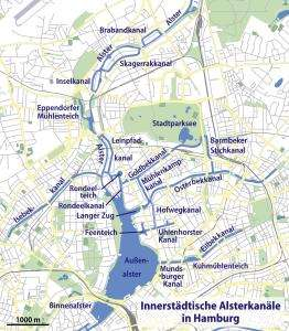 [Lokal Hamburg] Kostenloser Kanu oder Kajak Verleih der Stadt Hamburg