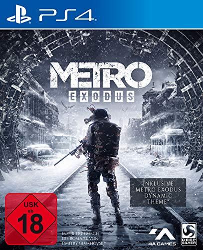 Metro Exodus Day One Edition (PS4) für 29,99€ (Amazon)