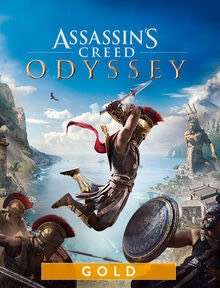 Assassin's Creed Odyssey Gold (PS4)