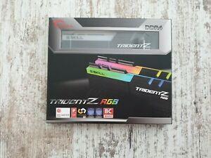 G.SKill Trident Z 16GB Kit DDR4-3200 CL14 (PV416G320C6QK)