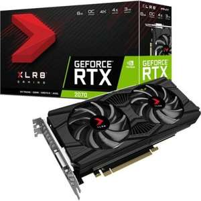 PNY GeForce RTX 2070 XLR8 Gaming OC 8GB