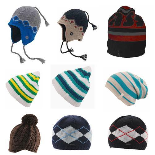 Mützen - Wintermützen - Caps  bis 80% reduziert   Marmot, Capo etc... ab 5,99€