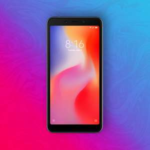 "Xiaomi Redmi 6A 16/2GB - Helio A22 - 5,45"" HD Display - Klinkenanschluss - Android 9 