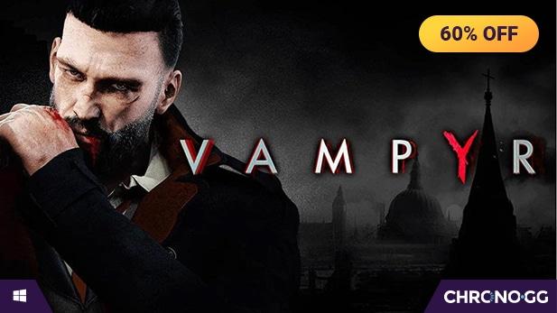 VAMPYR PC, Bestpreis (chrono.gg)