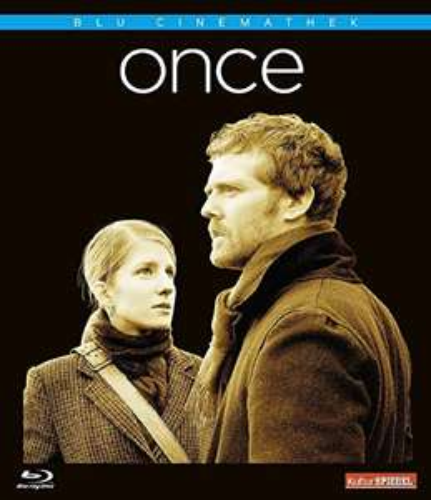 Once (Blu Cinemathek Blu-ray) für 5,99€ (Amazon Prime & Saturn & Media Markt)