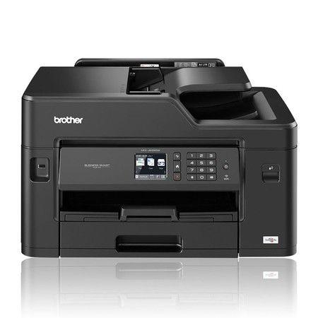 BROTHER MFC-J5335DW, 4-in-1, WLAN, schwarz Multifunktionsdrucker [Lokal Neuss]