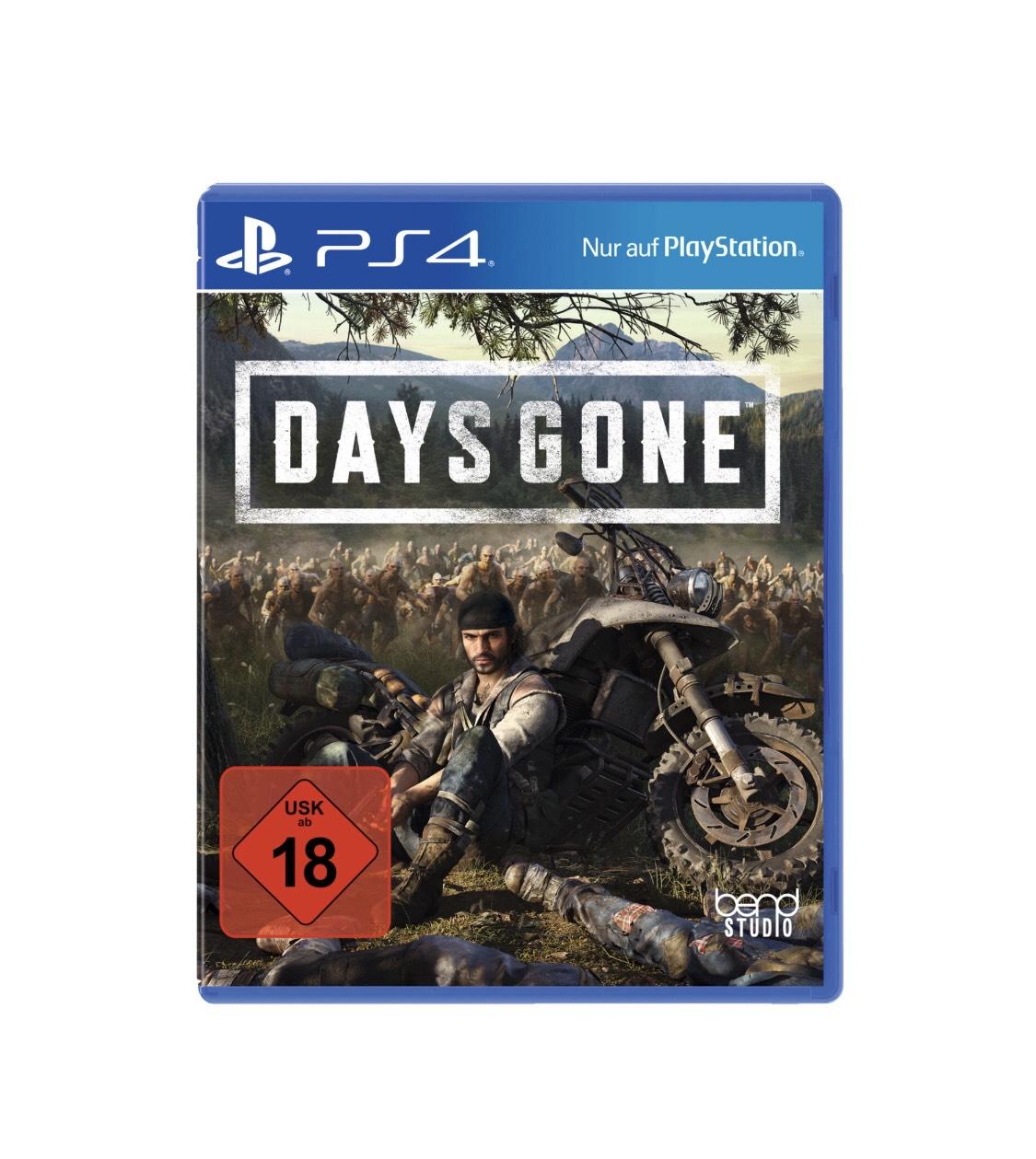 Days Gone bei Otto 30.49€ inklusive Versand - Neukunde