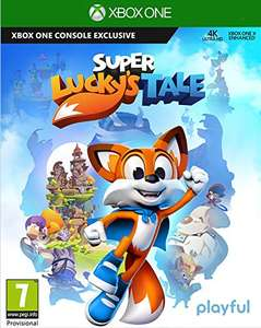 Super Lucky's Tale (Xbox One) für 13,95€ (Amazon FR)
