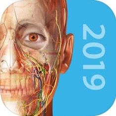 Atlas der Humananatomie 2019 im AppStore (iOS) für 12,99€ (statt 27,99€)