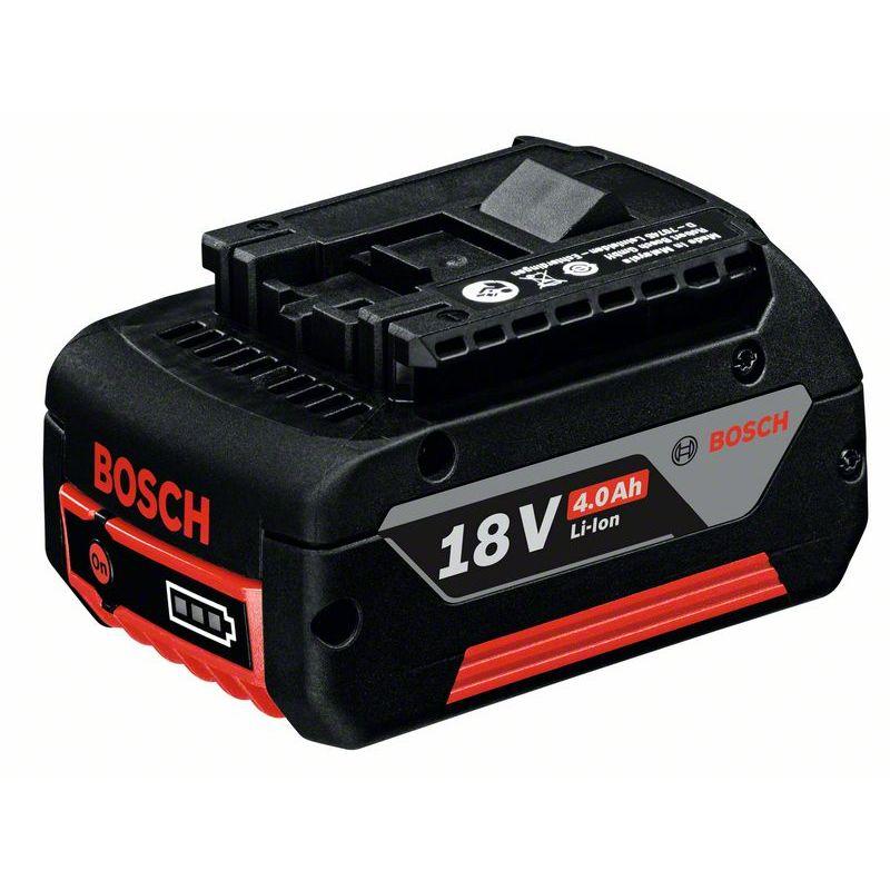 Bosch Professional Akkupack GBA 18 Volt, 4.0 Ah