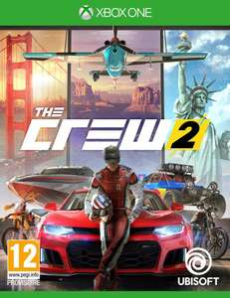 The Crew 2 (Xbox One) für 18,93€ (Amazon FR)