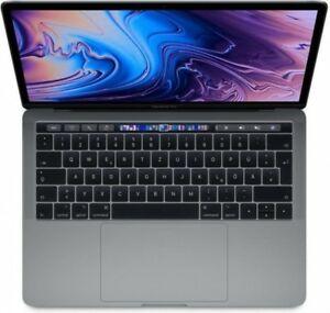 """Apple renewed MacBook Pro Retina mit Touchbar - 13"""", 2,3 GHz i5, 8GB, 256GB SSD, MR9Q2D/A, Spacegrau"""