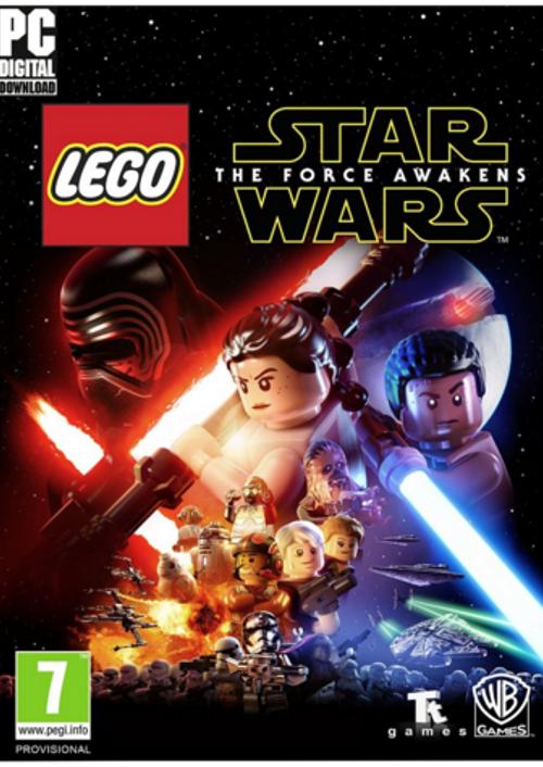 LEGO Star Wars: Das Erwachen der Macht (Steam) für 3,19€ (CDKeys)