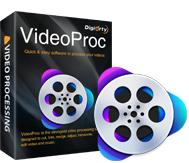 VideoProc v3.2 - Kostenlose Video Vollversion