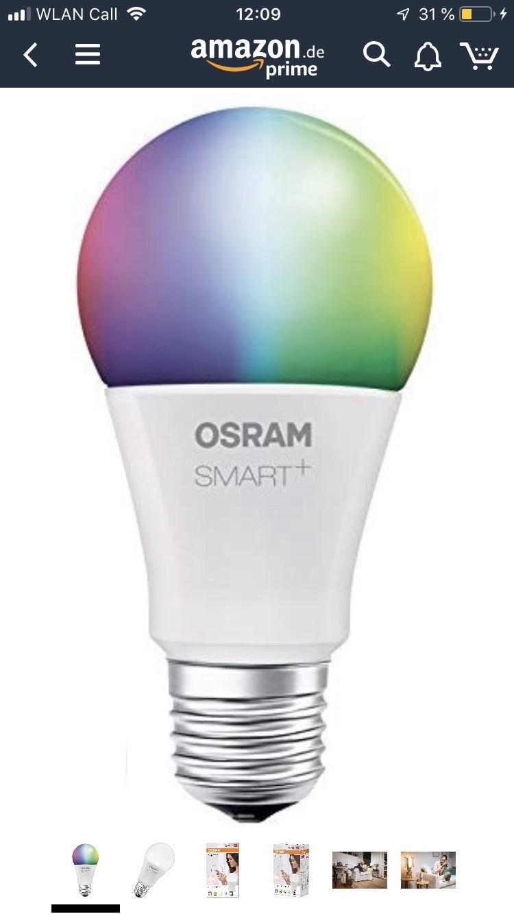 Osram Smart+ Lampe E27