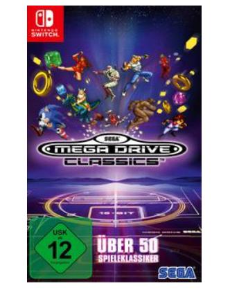 Sega Mega Drive Classics (Switch) für 16,57€ (Bol.de)