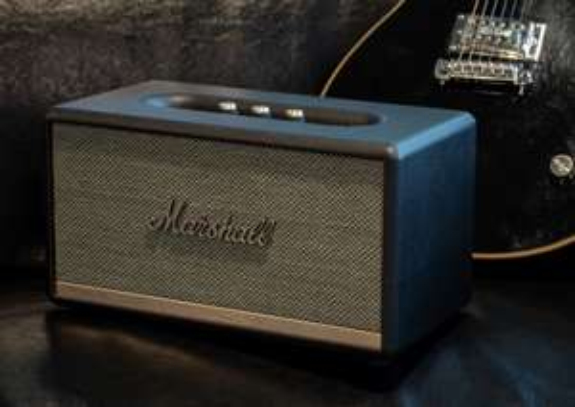 AMAZON UK: Marshall Stanmore II Voice - Bluetooth Lautsprecher mit Alexa