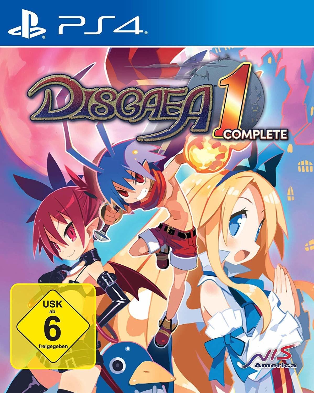 Disgaea 1: Complete (PS4 & Switch) ab 23€ (bol.de & Amazon Prime)