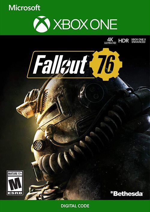 Fallout 76 (Xbox One Digital Code) für 14,89€ (CDkeys)
