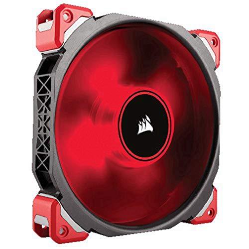 (Prime) Corsair ML140 Pro LED PC-Gehäuselüfter 140mm, mit Premium Magnetschwebetechnik bei Amazon & Saturn