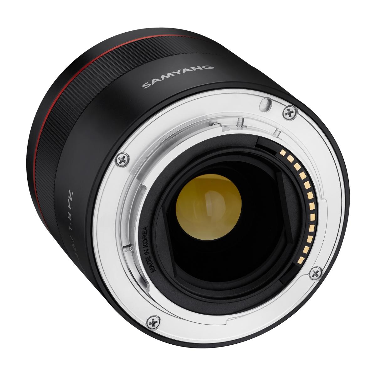 Samyang 45mm f1.8 Sony E-Mount