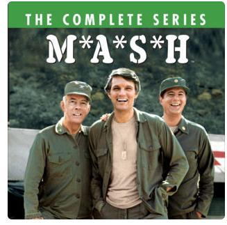 [Itunes US] M.A.S.H. - Komplette Serie - digitale HD Serie - nur OV