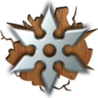 Free Android Spiele App: Shuriken Jump (4,3*), Geschicklichkeitsspiel für die Pause zwischendurch [Google Play Store]