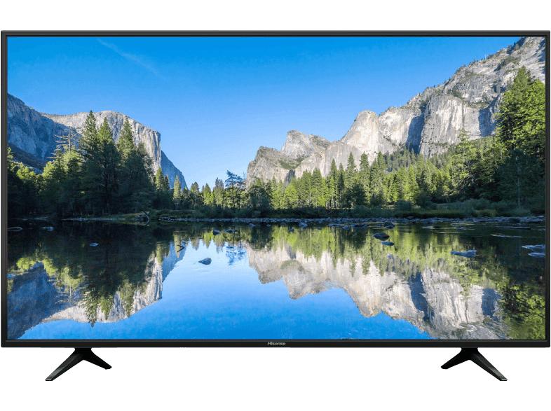 HISENSE H58A6100 LED TV (58 Zoll/146 cm, UHD 4K, SMART TV) für 388€ [Saturn]