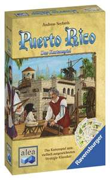 Puerto Rico Kartenspiel, neuer Bestpreis