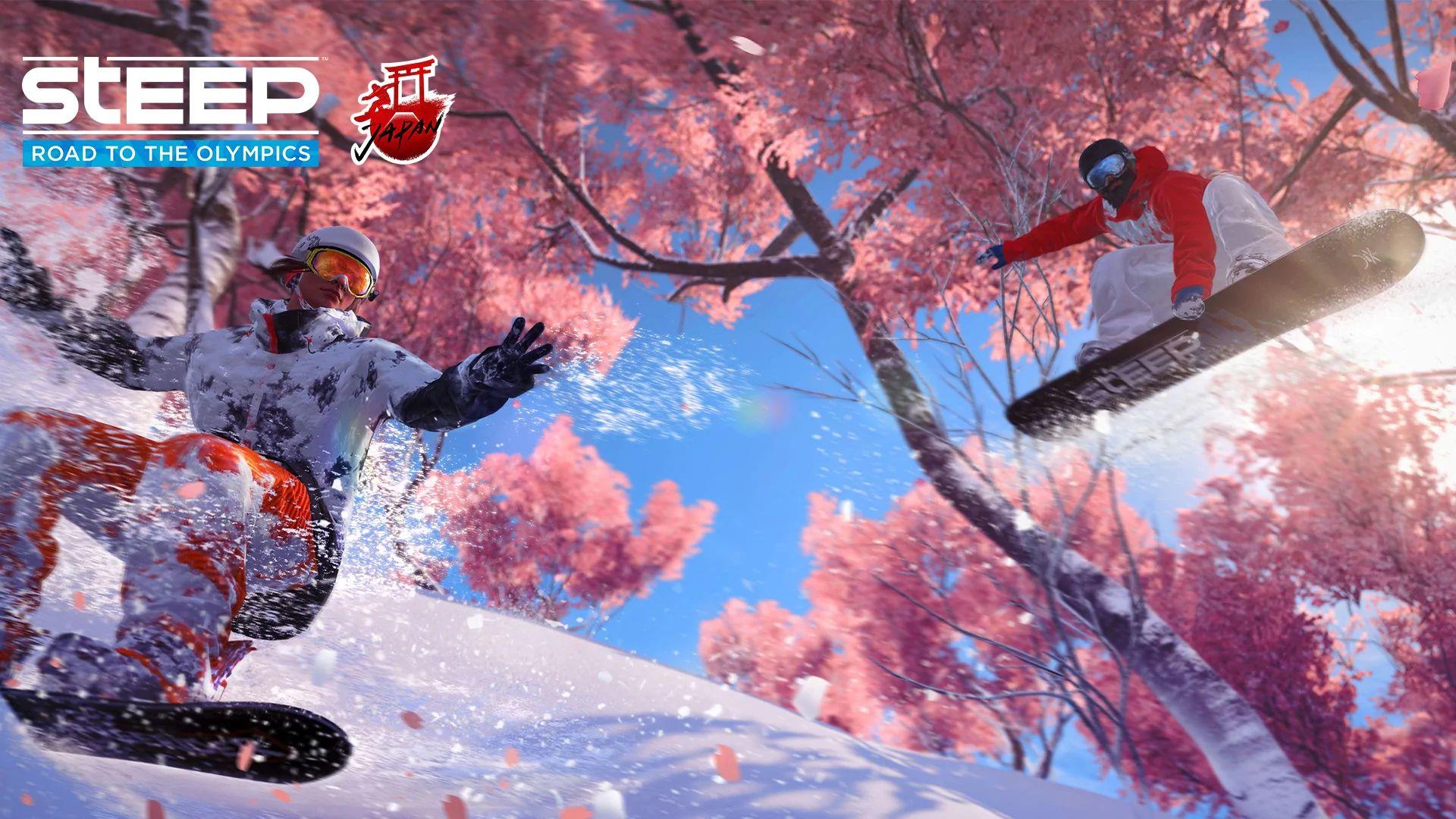 STEEP: die Japankarte gibt es während der E3 2019 kostenlos