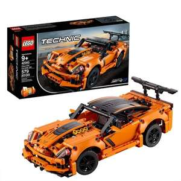 [Thalia] LEGO® Technic Sammeldeal, z.B. LEGO® Technic 42093 - Chevrolet Corvette ZR1
