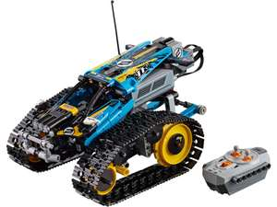 [Thalia] LEGO® Technic 42095 - Ferngesteuerter Stunt-Racer