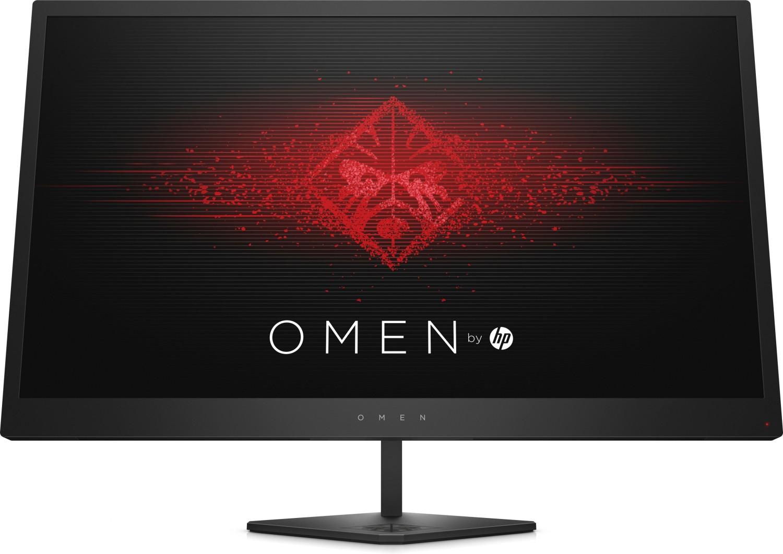 """[Amazon.it] HP OMEN 25, 24.5"""" Full-HD Gaming Monitor, LED, 144 Hz, 1 ms, TN, AMD FreeSync"""