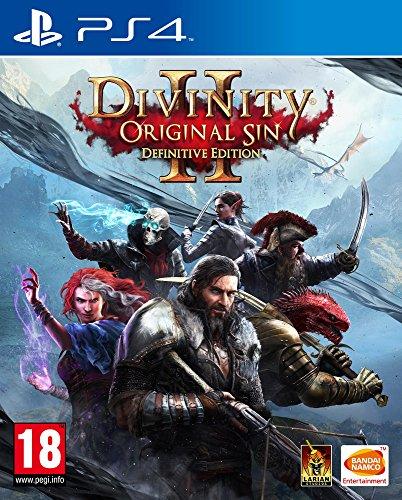 Divinity Original Sin 2: Definitive Edition (PS4) für 21,72€ (Amazon FR & ES)