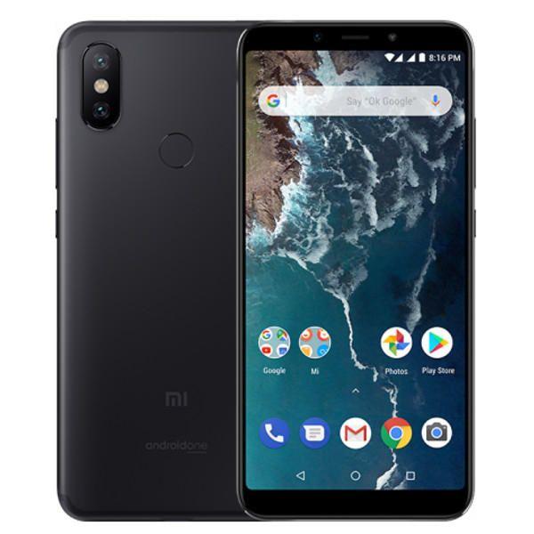 [DE-Stock] Xiaomi Mi A2 64GB/4GB in schwarz
