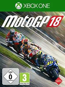 MotoGP 18 (Xbox One) für 16€ (GameStop)