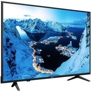 "Hisense H50AE6030 - 50"" 4K UHD Smart TV (VA-Panel, Direct LED, 60 Hz, HDR10@8bit+FRC, VIDAA U, Triple Tuner)"